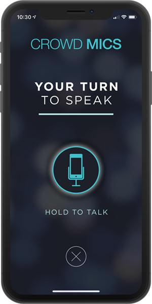crowdmics telefon