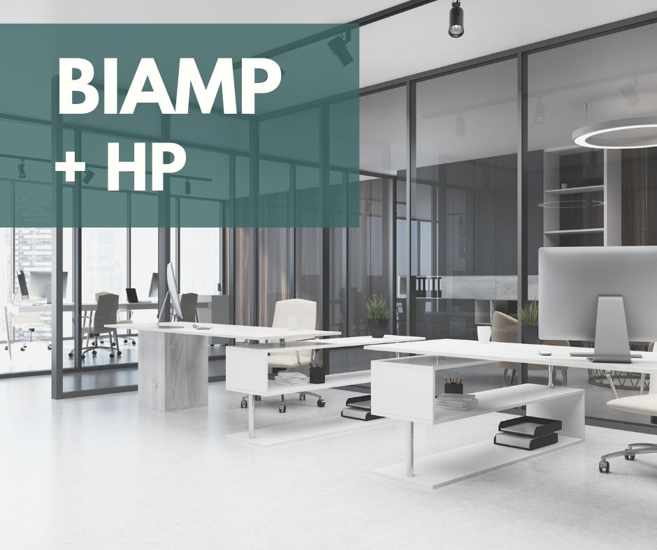 Biamp i HP