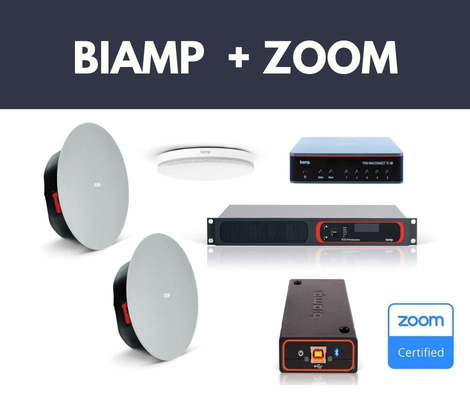 biamp Zoom