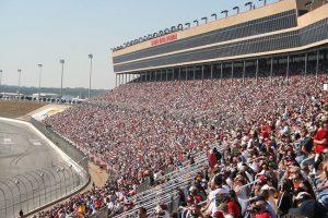 Atlanta Motor Speedway w Hampton Georgia